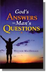 God's Answers To Man's Questions - English