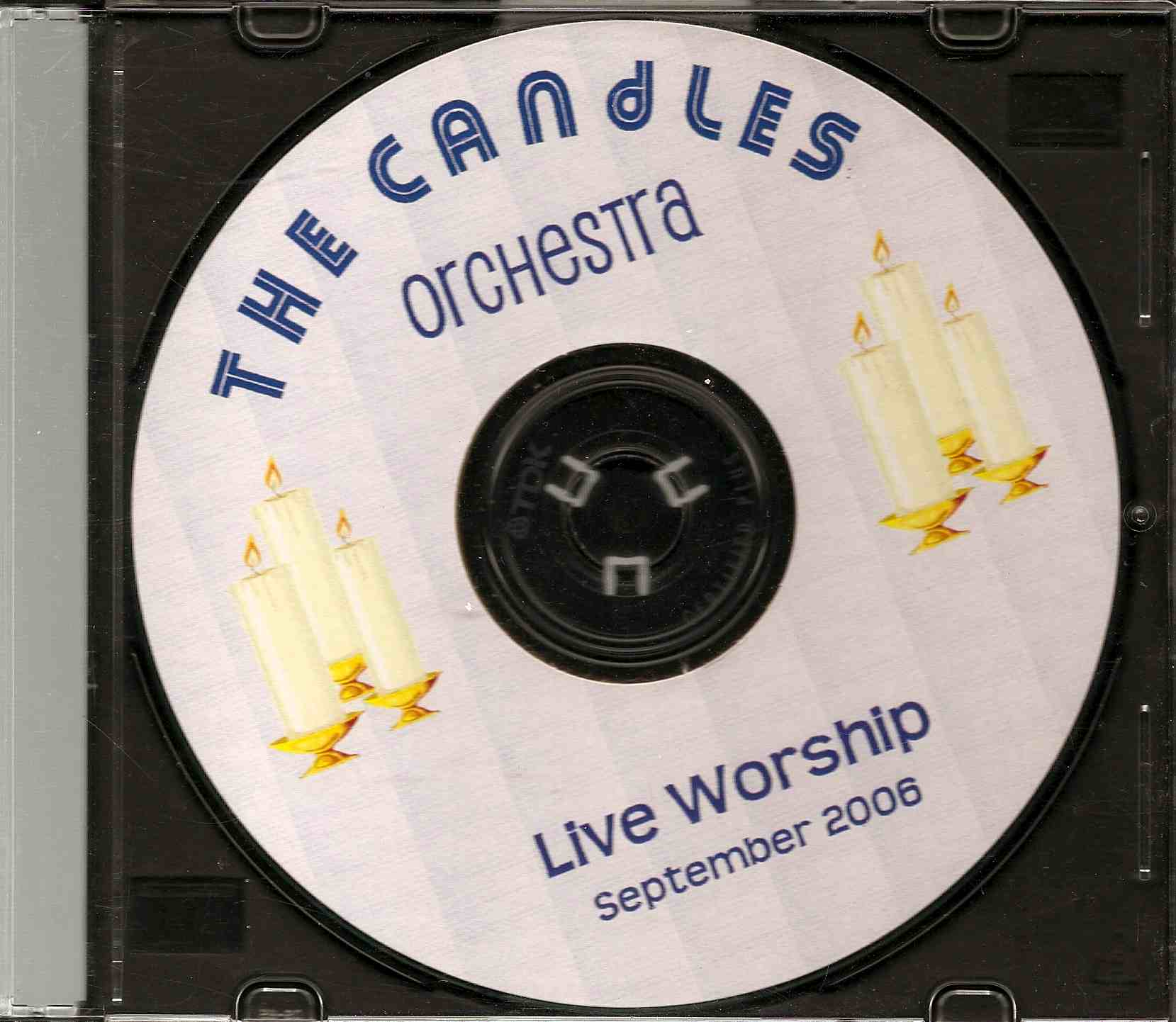 The Candles Orchestra Live Worship September 2006