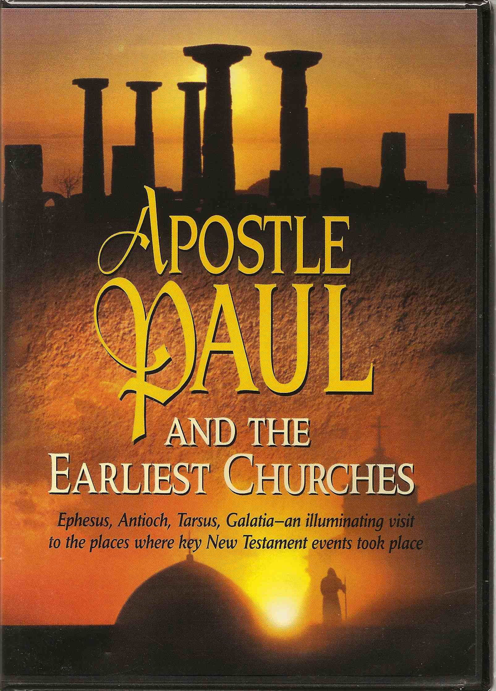 Apostle Paul and the Earliest Chruches