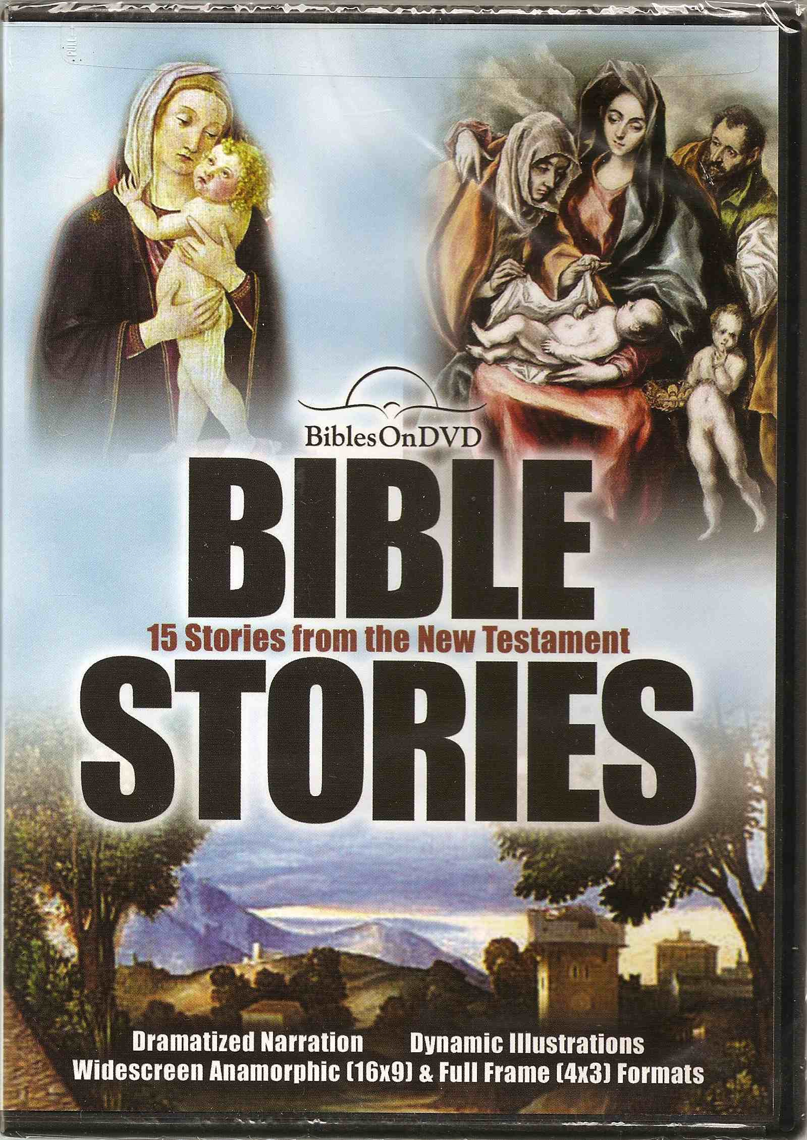 Bible Stories: 15 Stories from the New Testament