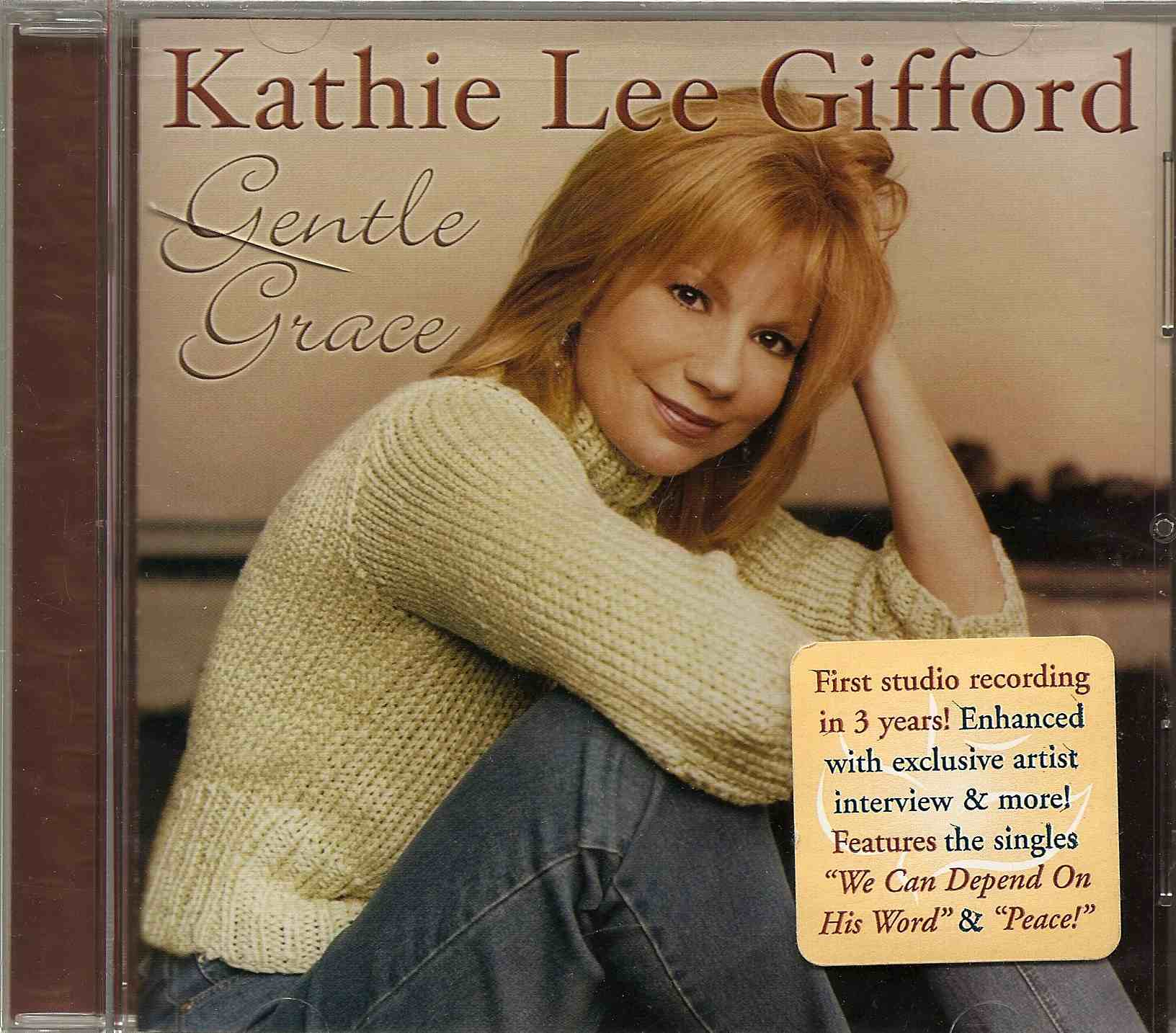 Kathie Lee Gifford- Gentle Grace Music CD